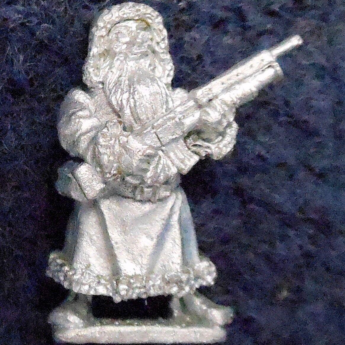 1988 Limited Edition Dark Future Santa Claus Dwarf Citadel Father Christmas GW