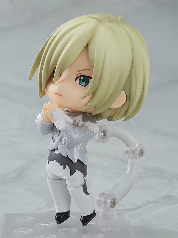 YURI PLISETSKY / YURIO NENDOROID - YURI    ON ICE - GOOD SMILE COMPANY