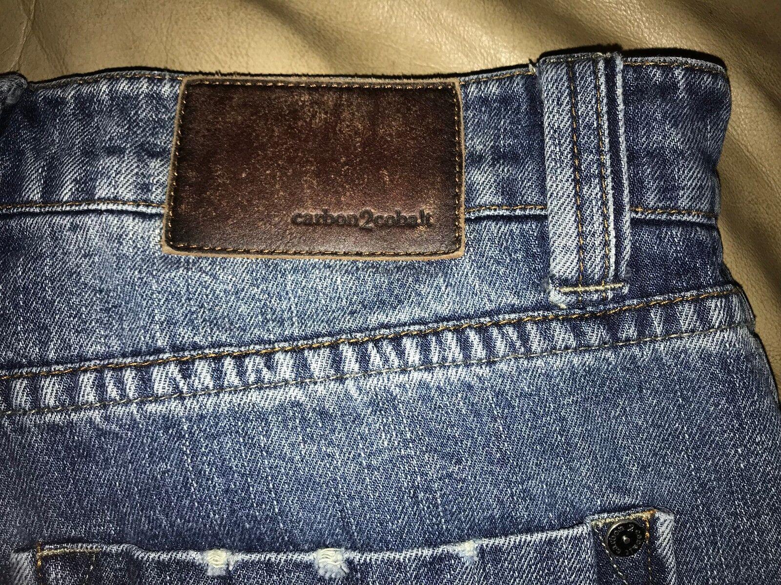 Carbon 2 Cobalt (C2C), bluee jeans^^Actual size is 33