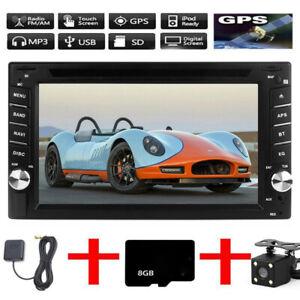 6-2-034-Doppel-2DIN-Autoradio-MIT-Navigation-GPS-Navi-Bluetooth-USB-MP3-DVD-8GB-TF