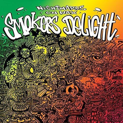 Nightmares on Wax - Smokers Delight [New Vinyl] Gatefold LP Jacket