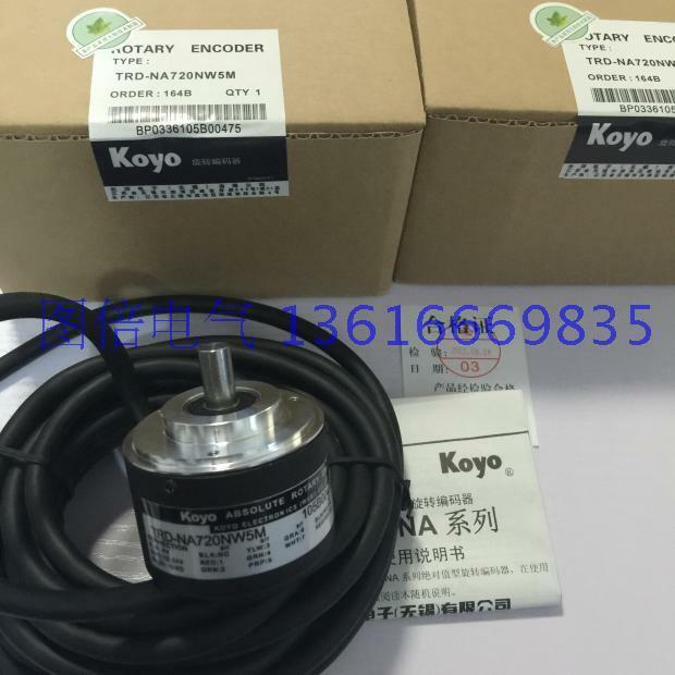 1PCS NEW Koyo Rotary Encoder TRD-NA360PW5M TRD NA360PW5M #Q0666 ZX