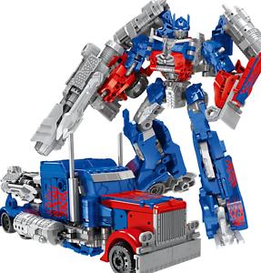 Transformers Optimus Prime Truck Bumblebee Transformation Spielzeug Kinder New