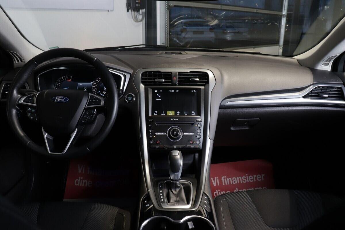 Ford Mondeo TDCi 210 Titanium stc. aut.