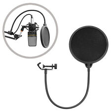 Neewer NW(B-3) 6-Inch Multipurpose Studio Microphone Mic Wind Screen Pop Filter Mask Shield