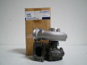Neu-Turbolader-New-Turbocharger-314203-Mercedes-Benz