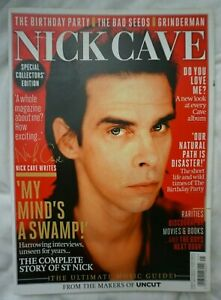 UNCUT-NICK-CAVE-The-Ultimate-Music-Guide-Special-Collector-039-s-Edition