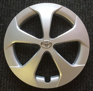 NEW 2012 2015 Toyota PRIUS 15 5 spoke Hubcap Wheelcover