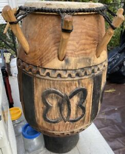 """Tribe Drum Large 15/"""" Including Mallet"""