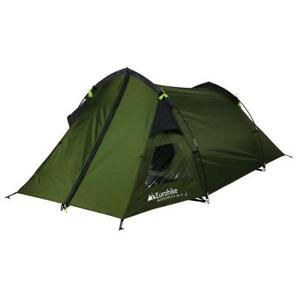 New Eurohike Backpacker Deluxe Tent Camping Gear Green