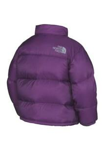 6057a4dab Details about NWT! THE NORTH FACE PURPLE TODDLER INFANT BUBBLE COAT WINTER  JACKET SIZE 3-6M