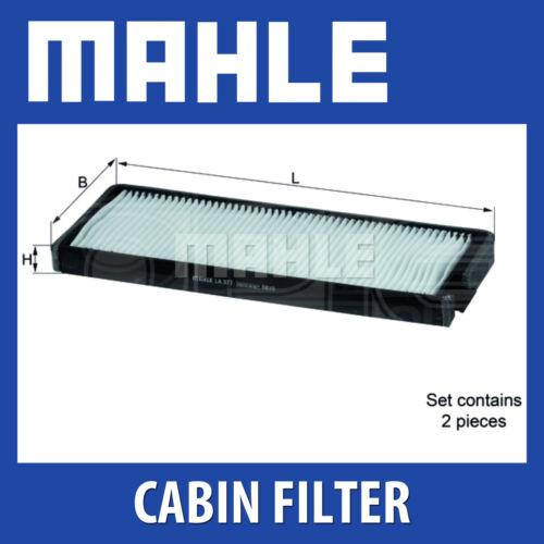 la parte originale 377//s MAHLE standard POLLINE CABINA FILTRO ARIA-la377//s