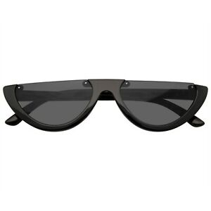 Women-Vintage-Half-Frame-Cat-Eye-Sunglasses-Ladies-Fashion-Eyewear-Retro