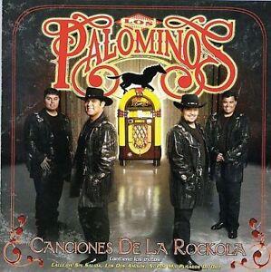 LOS-PALOMINOS-Canciones-de-la-Rockola-2003-Urbana-Records-CD-NEW