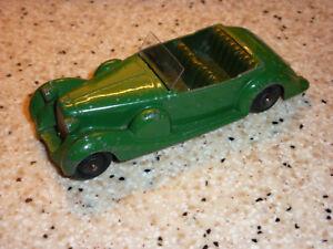 Dinky Toys Car No.38c Lagonda Tourer (1946-1955) Vert   Original