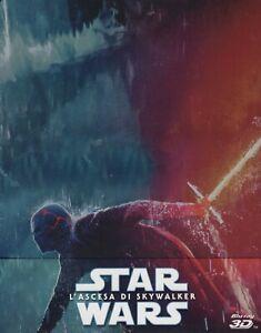 Star-Wars-L-039-ascesa-di-Skywalker-3D-2019-s-e-3-Blu-Ray-metal-box