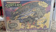 1989 TMNT Turtle Blimp AFA 85