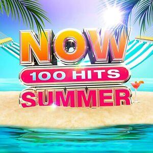 NOW-100-Hits-Summer-Dua-Lipa-CD-Sent-Sameday