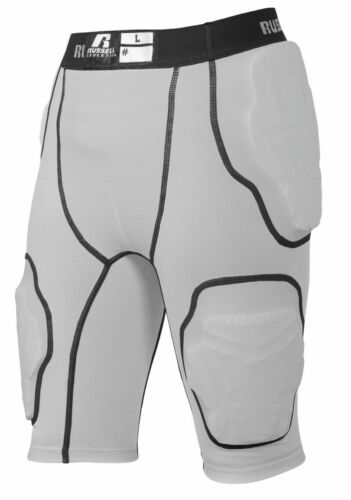 Details about  /Russell Youth 5-Pocket 82/% Polyester//18/% Spandex Integrated Girdle RYIGR4