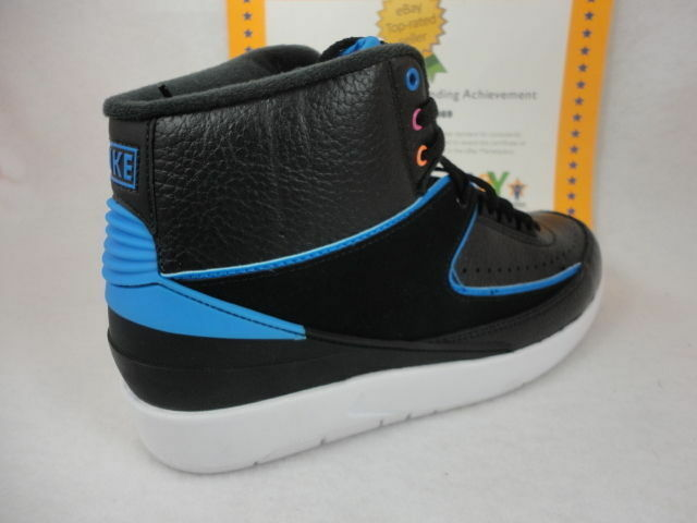 super cute 35777 4895a Nike Air Jordan 2 Retro II Radio Raheem Mens Basketball Shoes Aj2  834274-014 12 for sale online   eBay