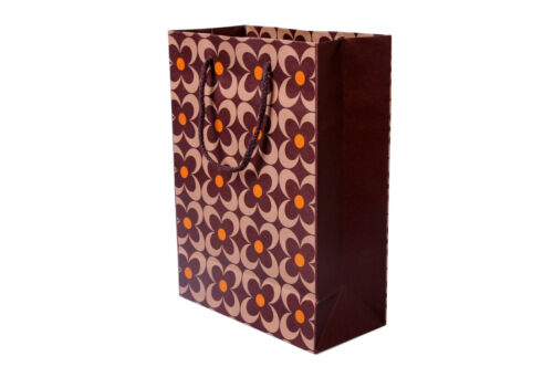 Details about  /LUXURY RETRO PATTERN PAPER BOUTIQUE RETAIL BAGS WITH HANDLES-RECYCLABLE GIFT