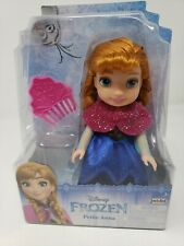 Disney 9033 Frozen Petite Anna With Olaf