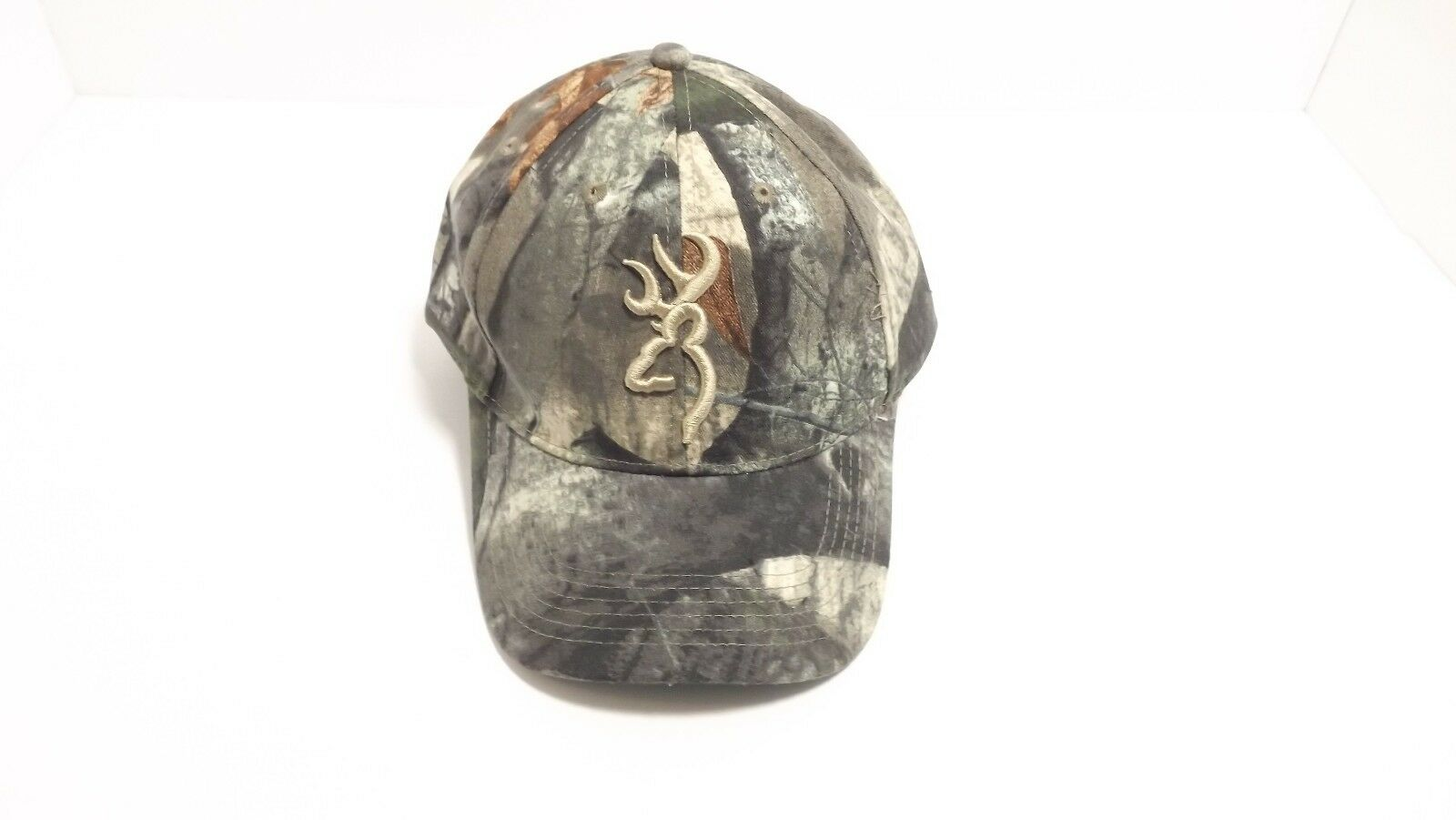 5fd70642dff ... usa mossy oak browning cap buckmark snapback hunters camouflage hat cap  browning one size adj 0cc497