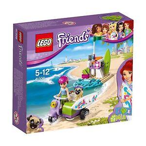 LEGO-Friends-41306-Mias-Strandroller-NEU-OVP-Mia-039-s-Beach-Scooter-NEW-MISB-NRFB