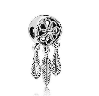 À faire soi-même Fashion européenne Zircon Crystal Charm Silver Spacer Beads Fit Collier Bracelet
