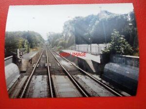 PHOTO-YORKSHIRE-MARTON-RAILWAY-STATION-1983