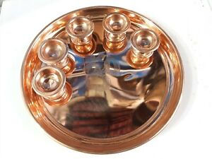 5-Diya-Copper-OM-Puja-Thali-Pooja-Plate-for-Temple-Mandir-Prayers-Puja-Havan-9-034