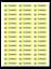 48-ETIQUETAS-PARA-MARCAR-ROPA-PERSONALIZADAS-TERMOADHESIVO-COLEGIO-ESCUELA miniatura 5