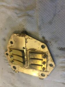 Tohatsu 8hp Reed Valve Plate - totnes, Devon, United Kingdom - Tohatsu 8hp Reed Valve Plate - totnes, Devon, United Kingdom