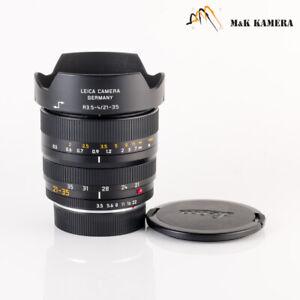 Leica Vario-Elmar-R 21-35mm/F3.5-4.0 ASPH Lens Yr.2002 Germany #557