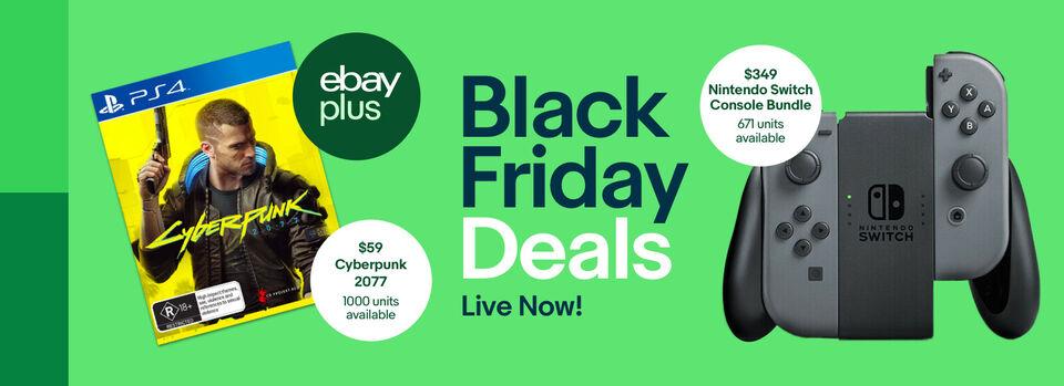 Show me deals - Final day of eBay Plus mega deals!*