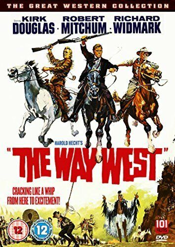 THE WAY WEST DVD [UK] NEW DVD