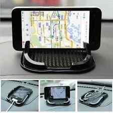 Black Car Dashboard Sticky Pad Anti Slip Mat Gadget Mobile Phone GPS Holder