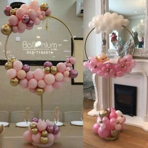 Ballon Support Arch Frame For Baby Shower Mariage Anniversaire Saint-Valentin Fête Décor