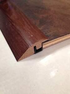 Real Solid Oak Ramp For Wood Flooring Trim Door Threshold Bar Trims