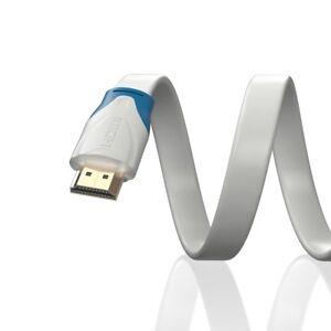 6m-HDMI-Kabel-Flach-in-Weiss-von-JAMEGA-4K-Ultra-HD-2160p-1080p-3D-ARC-CEC