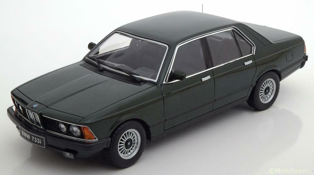 precio mas barato BMW 733I E23 1977 1977 1977 DARK gris METAL KK SCALE KKDC180103 1 18 7.33 7ER SERIE  ordenar ahora