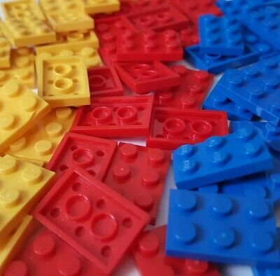 Lego Plate 2 x 3 3021 - Choice of Colour and Quantity Brand New