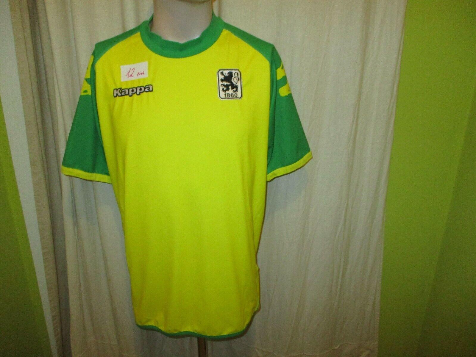 TSV 1860 München Kappa Ausweich Trikot 2006 07  ohne Hauptsponsor  Gr.XL-XXL TOP  | Gutes Design