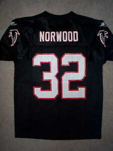 Image is loading REEBOK-Atlanta-Falcons-JERIOUS-NORWOOD-nfl-Jersey-YOUTH-