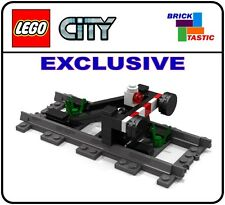 PDF INSTRUCTIONS ONLY no parts sent Lego CITY train buffer straight track PF 9v