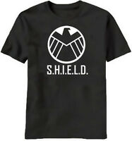 Agents Of S.h.i.e.l.d. Shield Shirt T-shirt Dvd Poster Blu Ray Badge Avengers