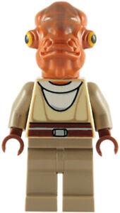 LEGO Star Wars Nahdar Vebb Minifigure 8095 sw0226