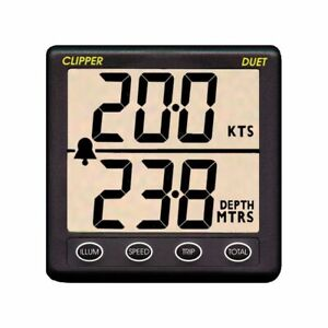 NASA-Marine-Clipper-Duet-amp-Wind-with-Windvane-20m-cable-amp-Transducers-CLIP-CP2