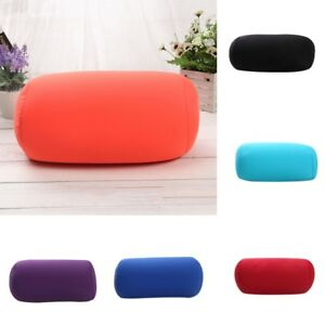 1PC Soft Neck Roll Pillow Head Support Relaxing Pillow Cushion Home Decor New