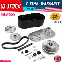 Comet Torque Converter 30 Series Go Kart Kit Clutch 3/4 30-75 Kn